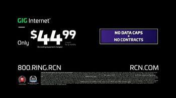 RCN Telecom Gig Internet TV Spot, 'Necessity: $44.99' - Thumbnail 6