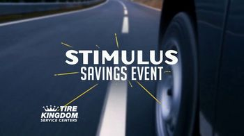 Tire Kingdom Stimulus Savings Event TV Spot, 'Mail-in Rebate: Michelin' - 1 commercial airings