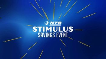 National Tire & Battery Stimulus Savings Event TV Spot, 'Mail-in Rebate: Michelin' - Thumbnail 1