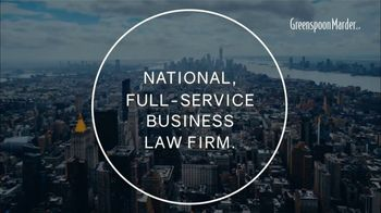 Greenspoon Marder LLP TV Spot, 'Full Service Business Law Firm' - Thumbnail 1
