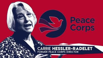 The Oath TV Spot, 'Carrie Hessler-Radelet: Choose Optimism'