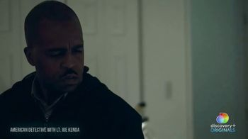 Discovery+ TV Spot, 'American Detective' - Thumbnail 6