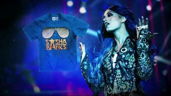 WWE Shop TV Spot, 'Endless Possibilities: 50% off Tees and 25% off Titles' Song by Command Sisters - Thumbnail 1