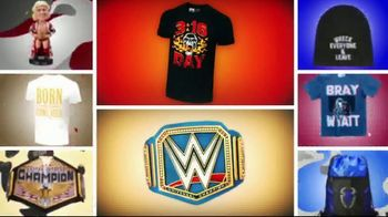 WWE Shop TV Spot, 'Endless Possibilities: 50% off Tees and 25% off Titles' Song by Command Sisters - Thumbnail 5