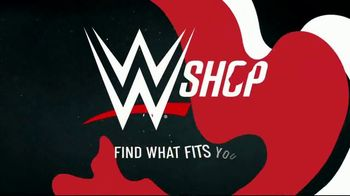 WWE Shop TV Spot, 'Endless Possibilities: 50% off Tees and 25% off Titles' Song by Command Sisters - Thumbnail 7