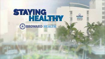 Broward Health TV Spot, 'Staying Healthy: Genomic Program' - Thumbnail 10