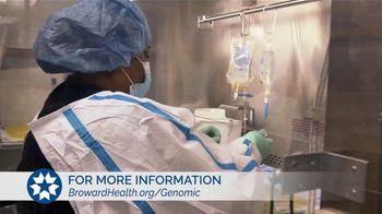 Broward Health TV Spot, 'Staying Healthy: Genomic Program' - Thumbnail 7