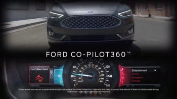 2020 Ford Fusion TV Spot, 'Has It All' [T2] - Thumbnail 5