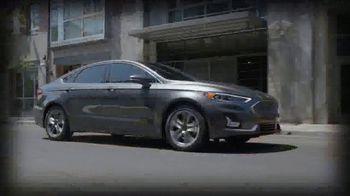 2020 Ford Fusion TV Spot, 'Has It All' [T2] - Thumbnail 7