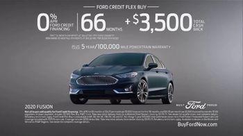 2020 Ford Fusion TV Spot, 'Has It All' [T2] - Thumbnail 9