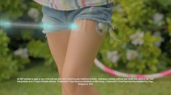 Omnipod DASH TV Spot, 'Game Changing: 30-Day Trial' - Thumbnail 3