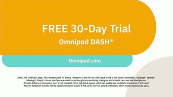 Omnipod DASH TV Spot, 'Game Changing: 30-Day Trial' - Thumbnail 5