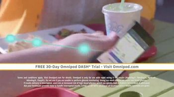 Omnipod DASH TV Spot, 'Game Changing: 30-Day Trial' - Thumbnail 6