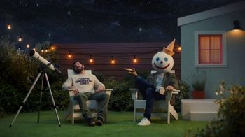 Jack in the Box French Toast Sticks Jumbo Breakfast Platter TV Spot, 'Hundred Year Comet'