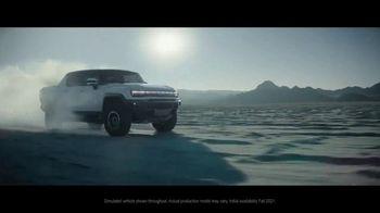 GMC Hummer EV TV Spot, 'Revolutionary Introduction' Song by Karen O, Trent Reznor [T1] - 348 commercial airings