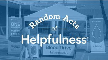 Honda TV Spot, 'Random Acts of Helpfulness: Blood Drive' [T2] - Thumbnail 1