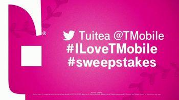 T-Mobile TV Spot, 'I Love T-Mobile Sweepstakes: Serie Mundial' [Spanish] - Thumbnail 4