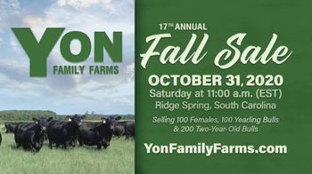 Yon Family Farms 17th Annual Fall Sale TV Spot, 'Look No Further' - Thumbnail 5