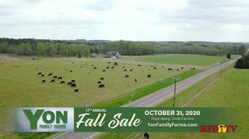 Yon Family Farms 17th Annual Fall Sale TV Spot, 'Look No Further' - Thumbnail 1