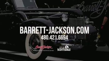 Barrett-Jackson 2021 Scottsdale Auction TV Spot, 'Our Bidders Want Your Car' - Thumbnail 10