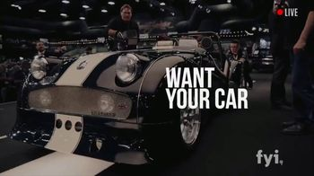 Barrett-Jackson 2021 Scottsdale Auction TV Spot, 'Our Bidders Want Your Car' - Thumbnail 2