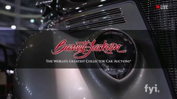 Barrett-Jackson 2021 Scottsdale Auction TV Spot, 'Our Bidders Want Your Car'