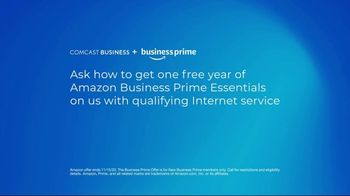 Comcast Business TV Spot, 'Shift, Pivot, Adapt: Internet: $69.99' - Thumbnail 8