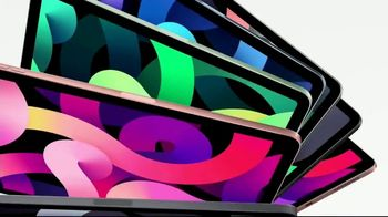 Apple iPad Air TV Spot, 'Boiiing' Song by Binki