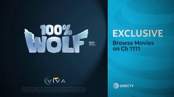 DIRECTV Cinema TV Spot, '100% Wolf' - Thumbnail 10
