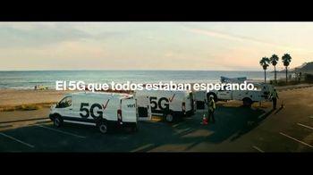 Verizon 5G TV Spot, '5G Nationwide & 5G Ultra Wideband' [Spanish] - Thumbnail 9