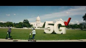 Verizon 5G TV Spot, '5G Nationwide & 5G Ultra Wideband' [Spanish] - Thumbnail 5
