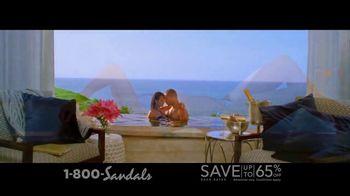 Sandals Grenada TV Spot, 'The Sandals of Tomorrow: 65 Percent Off' - Thumbnail 2