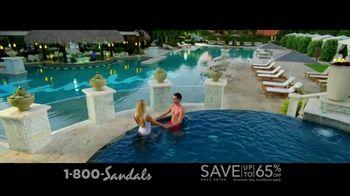 Sandals Grenada TV Spot, 'The Sandals of Tomorrow: 65 Percent Off' - Thumbnail 3