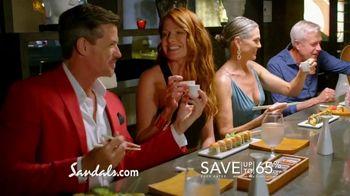 Sandals Grenada TV Spot, 'The Sandals of Tomorrow: 65 Percent Off' - Thumbnail 6