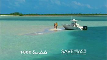 Sandals Resorts TV Spot, 'Forget Your Worries' - Thumbnail 6