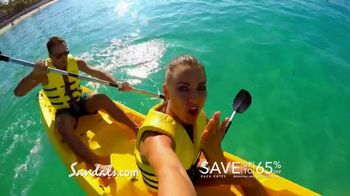 Sandals Resorts TV Spot, 'Forget Your Worries' - Thumbnail 7