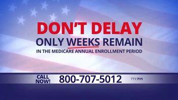 SayMedicare Helpline TV Spot, 'Medicare Annual Enrollment Period: Don't Delay' - Thumbnail 4