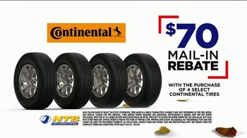 National Tire & Battery Big October TV Spot, 'Oil Change, Instant Savings and Continental Tires' - Thumbnail 5
