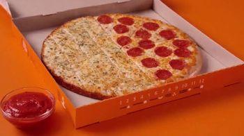 Little Caesars $6 Slices-N-Stix Pizza TV Spot, 'Halloween'