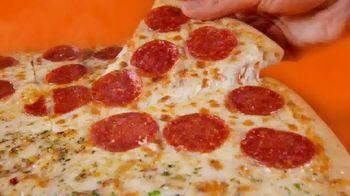 Little Caesars $6 Slices-N-Stix Pizza TV Spot, 'Halloween' - Thumbnail 1
