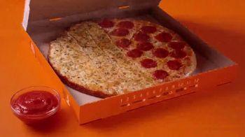 Little Caesars $6 Slices-N-Stix Pizza TV Spot, 'Halloween' - Thumbnail 4