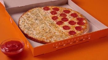 Little Caesars $6 Slices-N-Stix Pizza TV Spot, 'Halloween'