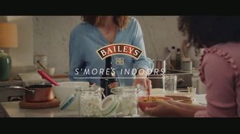 Baileys Irish Cream TV Spot, 'S'mores Indoors: No Driving' - Thumbnail 1