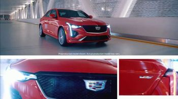 Cadillac TV Spot, 'Made for the Driven' Song by DJ Shadow, Run the Jewels [T2] - Thumbnail 1