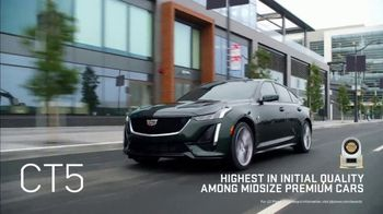 Cadillac TV Spot, 'Made for the Driven' Song by DJ Shadow, Run the Jewels [T2] - Thumbnail 2