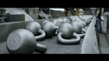 Rogue Fitness Kettlebells TV Spot, 'Designed in Columbus, Made in America'