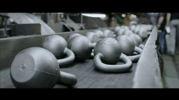 Rogue Fitness Kettlebells TV Spot, 'Designed in Columbus, Made in America' - Thumbnail 7