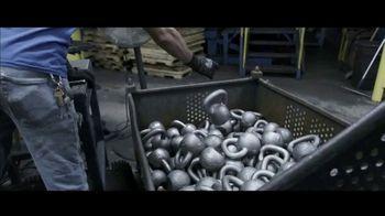 Rogue Fitness Kettlebells TV Spot, 'Designed in Columbus, Made in America' - Thumbnail 6