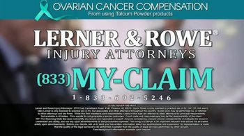 Lerner and Rowe Injury Attorneys TV Spot, 'Talcum Powder Products' - Thumbnail 7