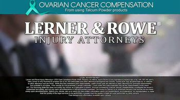 Lerner and Rowe Injury Attorneys TV Spot, 'Talcum Powder Products' - Thumbnail 5